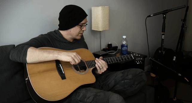 Resultado de imagen de prestige guitars devin townsend