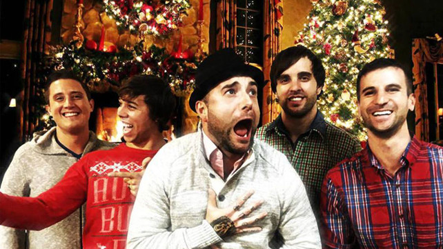 Christmas Music In August.August Burns Red Post Cover Of Christmas Carol What Child