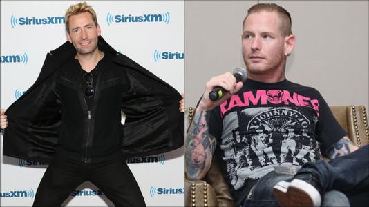 Nickelback's Kroeger Rips Corey Taylor, Calls Stone Sour 'Nickelback Lite,' Slipknot a 'Gimmick'