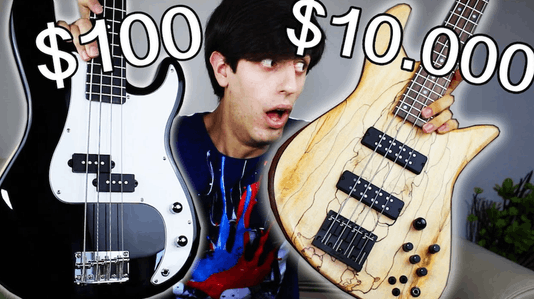 Gear Test: Here's the Difference Between $100, $700, and $10,000 Bass