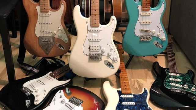Guitar Tech Advice: How to Setup your Stratocaster