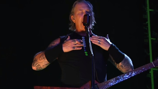 Pro Footage: Metallica Played 'The Outlaw Torn' Live for 1st