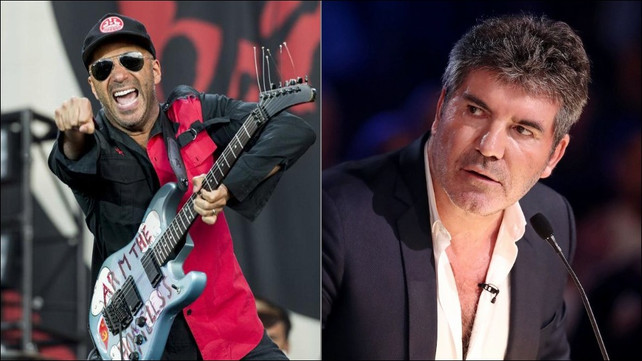 Tom Morello Recalls RATM 'Crushing' Simon Cowell: The People