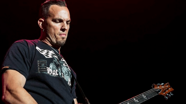 Mark Tremonti: Backing Tracks Have No Place at Rock Concerts