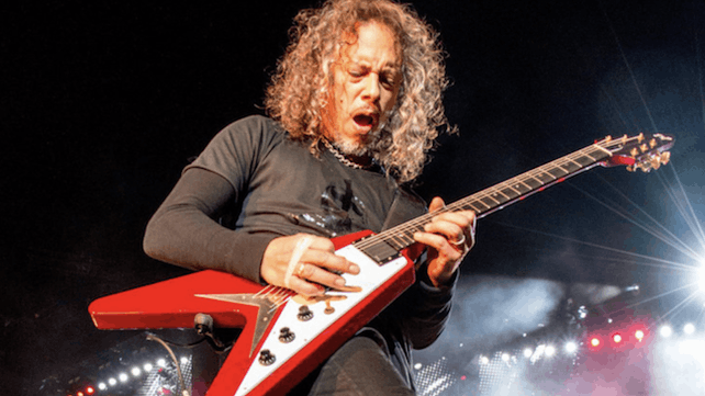 Kirk Hammett The Most Important Thing To Know When It Comes To