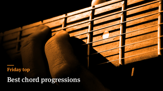 Friday Top: 15 Best Chord Progressions