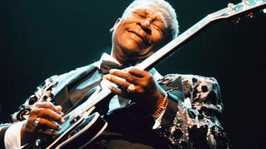 Legendary Blues Guitars