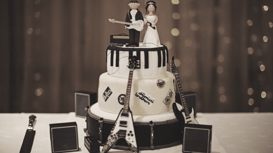 Famous Rock Weddings
