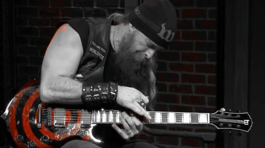 Watch: Here's What It Sounds Like When Zakk Wylde Improvises a Solo for 5 Minutes