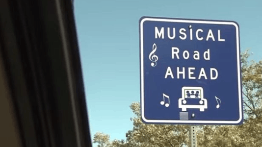 Musical Roads: The Road as an Instrument