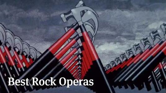 10 Best Rock Operas / Concept Albums