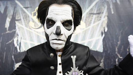 Man Who Invented Papa Emeritus Reveals Tobias Forge Doesn't Exactly Own the Rights to Character