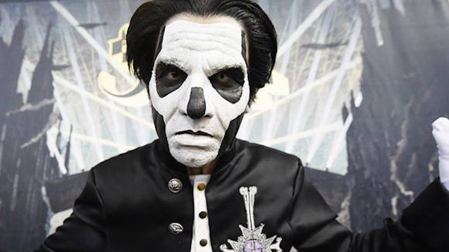 Man Who Invented Papa Emeritus Reveals Tobias Forge Doesnt Exactly