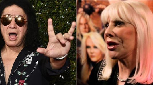 Dio's Widow Reacts to Gene Simmons' Attempt to Trademark Devil Horns: It's Disgusting & Laughable