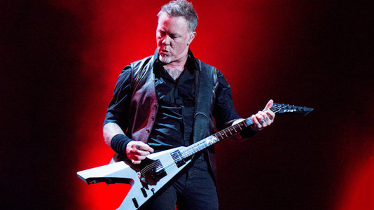 James Hetfield: What's the Most Difficult Situation I've Been In