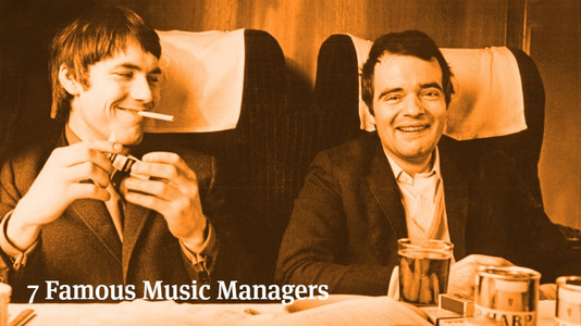 7 Famous Music Managers Of The Past