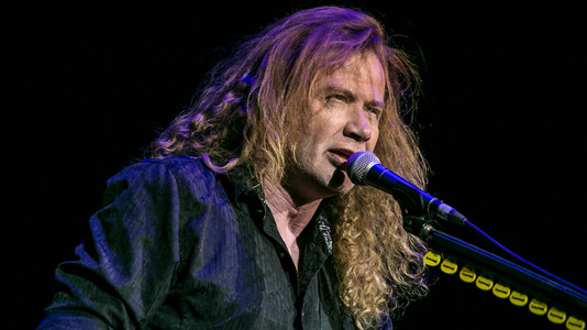 Dave Mustaine: Who Would I Pick to Sing in Megadeth if I Only Played Guitar