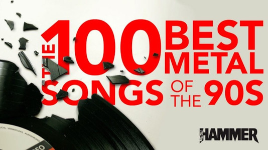 Metal Hammer Says These Are 100 Greatest Metal Songs of the '90s
