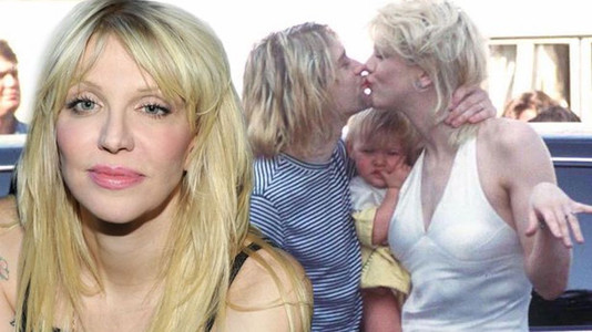 Courtney Love Reacts to Being Called the Murderer of Kurt Cobain