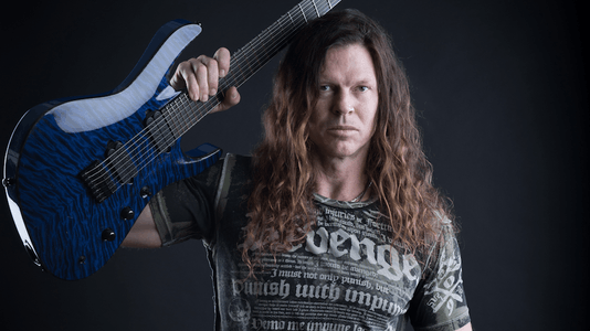 Chris Broderick: The Guitar Techniques I Used on the New Act of Defiance Album
