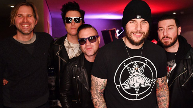 Avenged Sevenfold Why We Covered Pink Floyds Wish You Were Here