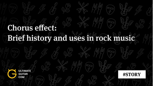 Chorus Effect: Brief History and Uses in Rock Music