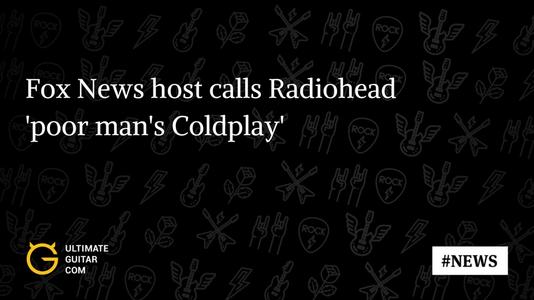 Resultado de imagen de fox news radiohead