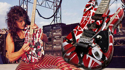 Someone Just Walked Into a Hard Rock Cafe & Walked Out With $100,000 Frankenstrat