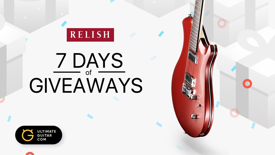 7 Days Of Giveaways Win A Relish Bloody A Mary Guitar Music
