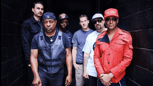 Prophets of Rage: 'Everything Is Political Once You Pay Attention to Something'