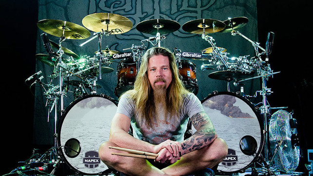 Lamb of God's Chris Adler: It's Never Too Late to Start Playing an Instrument
