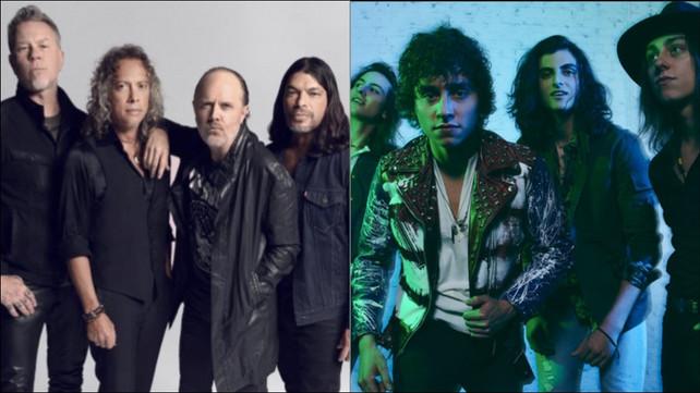 Top 15 Best-Selling Rock/Metal Albums of 2018 So Far: Metallica