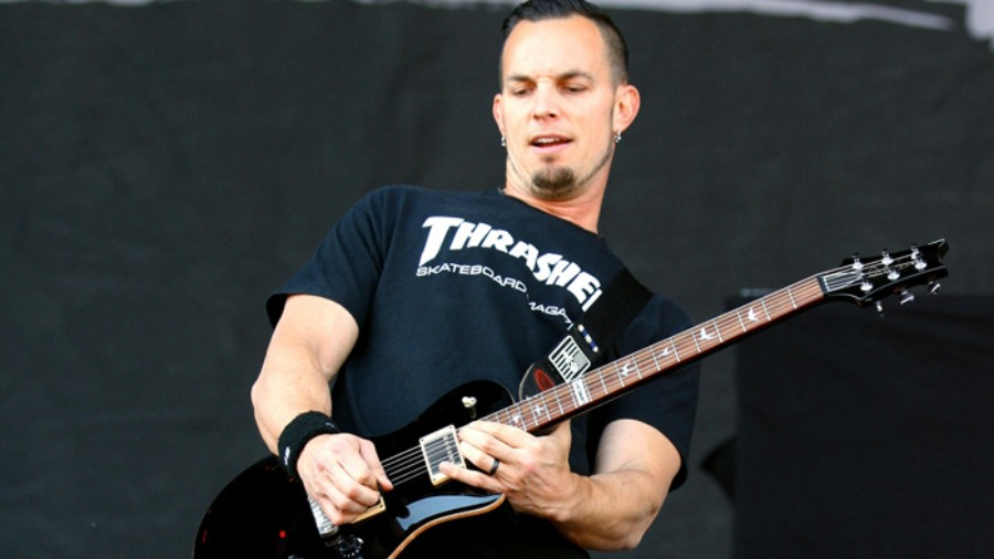 Mark Tremonti: It Probably Took Me Ten Years To Get Decent At The Guitar