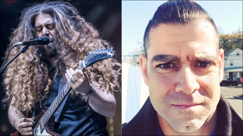 Claudio From Coheed & Cambria Cut Off His Hair. This Is What He Looks Like Now