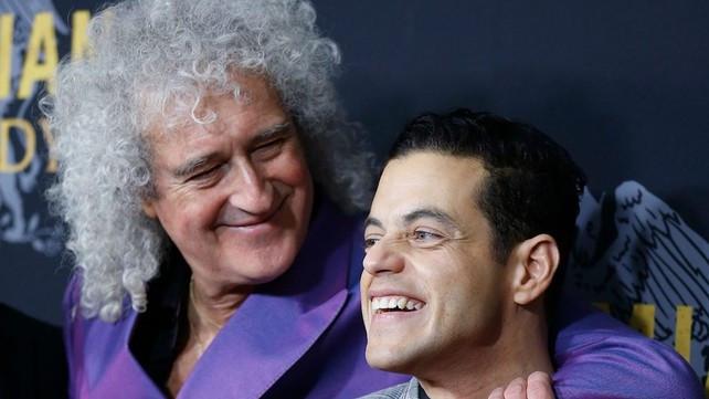 Brian May Reveals His Favorite Scene From 'Bohemian Rhapsody