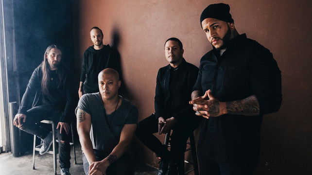 Bad Wolves Frontman Tommy Vext: 'Many People Don't Realize That I am