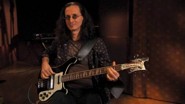 Rush's Geddy Lee Reveals How He Fell in Love With