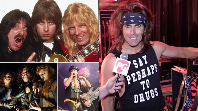 Top 8 Over the Top Parody Heavy Metal Bands | Articles
