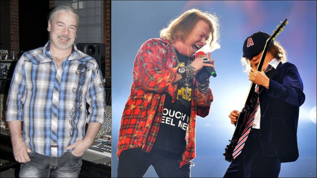 96d62c995 AC/DC Engineer Says Axl Rose 'Kind of Tarnished' Band's Name, Points Out He  Still Respects the Decision.