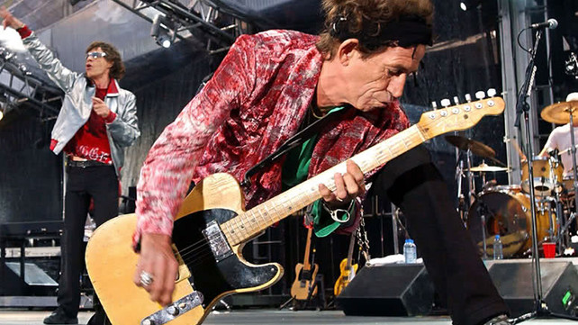 Micawber: Exploring the Mysteries of Keith Richards' Iconic Telecaster | Articles @ Ultimate-Guitar.Com