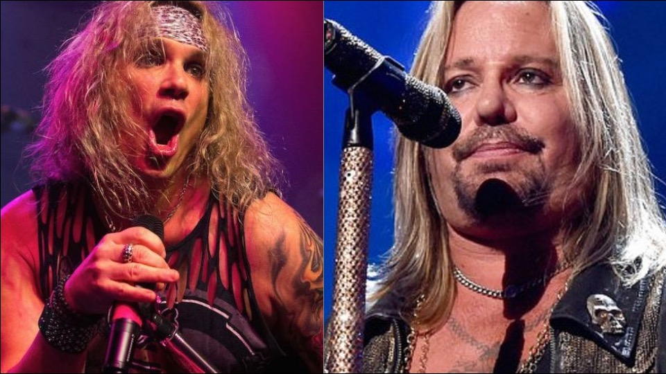 Steel Panther's Starr: If I Could Bring One Musician From The Dead, It Would Be Motley Crue's Vince Neil [News]