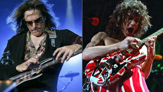 Steve Vai Explains What Goes On in His Head When Playing Guitar, Recalls  What He Thought of Eddie Van Halen 1st Time He Heard Him Tapping | Music  News @ Ultimate-Guitar.Com
