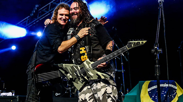 Megadeth's David Ellefson: What It Was Like Being the Bass Player of Soulfly