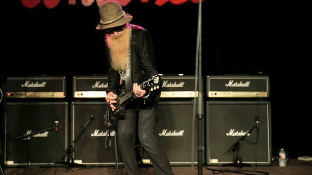 ZZ Top's Billy Gibbons: I Thought Marshall Amps Were Called 'Mars
