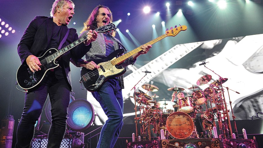Geddy Lee: Before This Album, Things Were Looking Bad for Rush. We Were Really Struggling