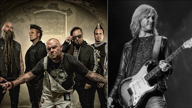 Kenny Wayne Shepherd Comments On FFDP Covering His Song, Talks Importance Of Guitar Lessons [News]