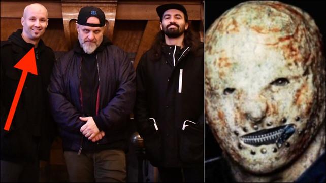 Slipknot's Tortilla Man Unmasked, Identity Confirmed | Music News ...