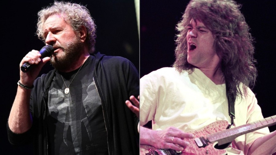 Sammy Hagar Names Van Halen Song He 'Can't Sing': 'Even Back Then, I Had To Cheat When We Did It Live' [News]