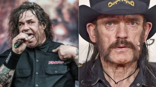 Exodus Frontman Recalls How Motorhead Icon Lemmy Behaved When He Asked Him  for Some of His Meth | Music News @ Ultimate-Guitar.Com