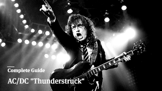 Complete Guide to AC/DC 'Thunderstruck'